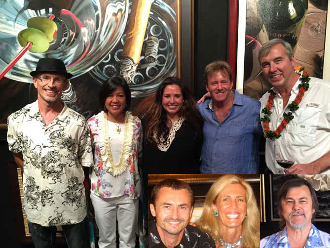 Photo of Sargent's Fine Art Artists 2015