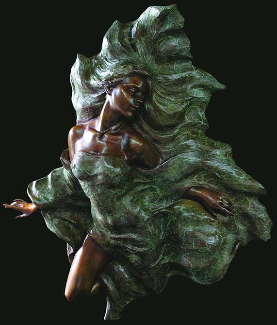 Dream Dancer - Bronze Sculpture