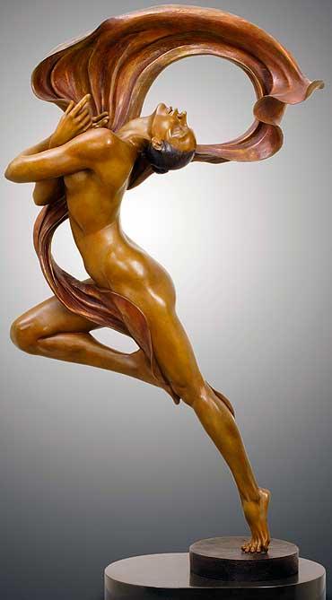 Spirit Dance - Bronze Sculpture