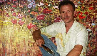 Photo of Artist Roman Czerwinski